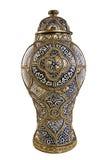 艺术陶瓷摩洛哥人 图库摄影