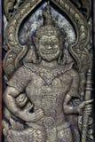 艺术雕刻泰国 库存图片
