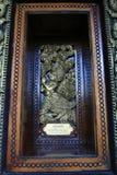 艺术雕刻泰国 库存照片