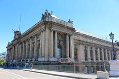 艺术馆和历史,日内瓦,瑞士 免版税库存图片