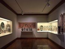 艺术馆在达拉斯 库存照片