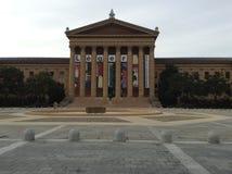 艺术馆,费城,美国 库存图片