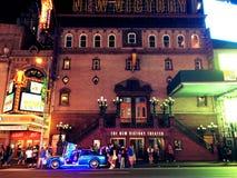 艺术令人难忘的画象在纽约 免版税库存图片