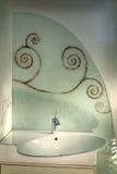 艺术水槽 免版税库存图片