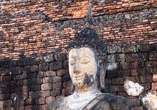 艺术0f菩萨雕象在泰国 库存照片