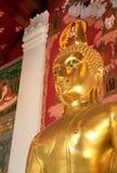 艺术0f菩萨雕象在泰国 免版税库存照片