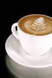 艺术latte 免版税库存图片