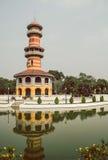 艺术Witoonchart仓库,盛大宫殿,泰国 免版税库存照片