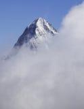 艾格尔山顶 免版税库存图片