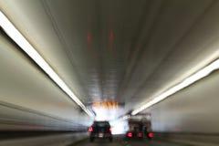 艾森豪威尔隧道在科罗拉多弄脏了 免版税图库摄影