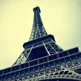 艾菲尔铁塔在巴黎,法国 免版税库存图片