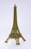艾菲尔铁塔雕象 免版税库存照片