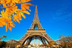艾菲尔铁塔,巴黎,法国 免版税库存图片