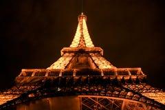 艾菲尔铁塔,巴黎 库存图片