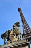 艾菲尔铁塔2 库存照片