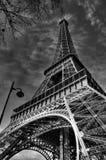 艾菲尔铁塔-巴黎 库存照片