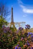 艾菲尔铁塔Spring2 免版税库存照片