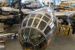 艾诺拉・盖号轰炸机 免版税库存图片
