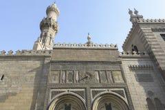 艾资哈尔清真寺,开罗,埃及 免版税库存照片