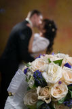 节假日婚礼 免版税库存照片