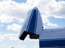 细节和航空器零件 库存照片