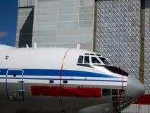 细节和航空器零件 库存图片