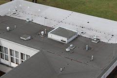 细节屋顶平台 图库摄影