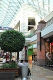 节日中心在迪拜,阿拉伯联合酋长国 库存照片