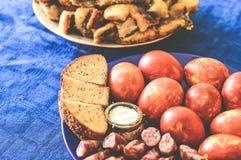 节日晚会宴餐肉饥饿美味 图库摄影