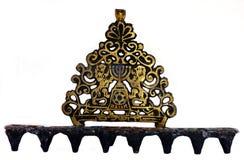 节日犹太menorah