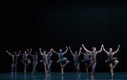 节日狂欢节古典芭蕾` Austen汇集` 免版税库存照片