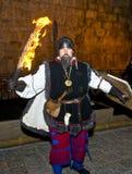 节日耶路撒冷骑士 免版税库存图片