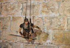 节日耶路撒冷骑士 库存图片