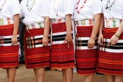 节日菲律宾人 库存图片