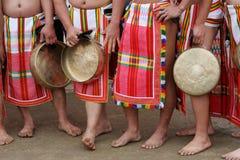节日菲律宾人 库存照片