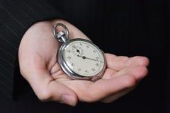 节省您的时间 免版税库存照片