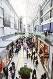 节礼日是年的最繁忙的购物天 免版税库存图片