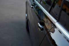 细节秀丽和快速sportcar 库存图片