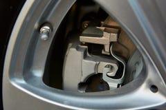 细节秀丽和快速sportcar 免版税库存图片