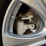 细节秀丽和快速sportcar 免版税图库摄影