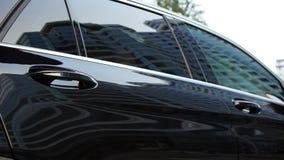 细节秀丽和快速sportcar 免版税库存照片