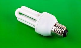 节能器电灯泡 库存图片
