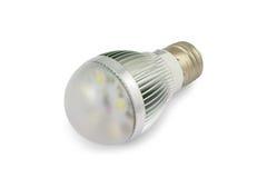 节能大功率LED电灯泡E27 免版税图库摄影