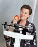 节食健康 免版税图库摄影