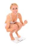 节食的作用 库存图片