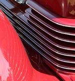 细节经典美国汽车 免版税库存图片