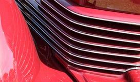 细节经典美国汽车 免版税库存照片