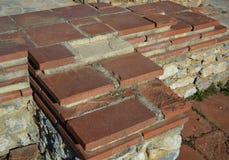 细节- StPanteleimon修道院在奥赫里德 库存图片