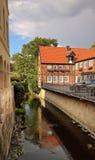 芒斯特,德国 免版税库存照片
