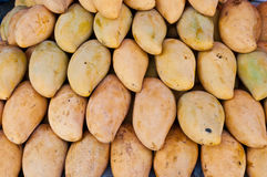 芒果甜点泰国 免版税库存图片